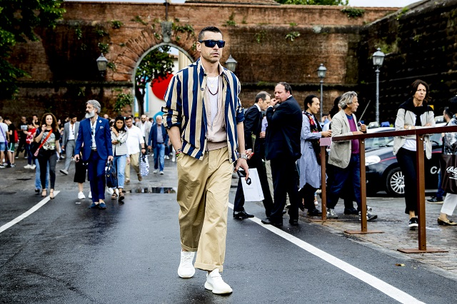 A street style view by Vincenzo Grillo - 018