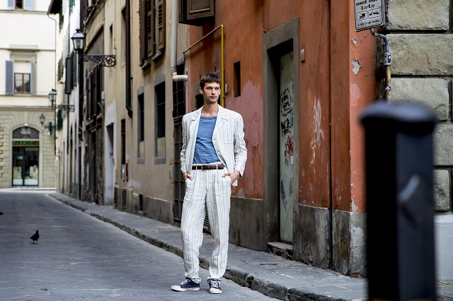 A street style view by Vincenzo Grillo - 022