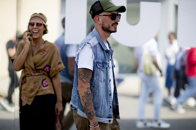 A street style view by Vincenzo Grillo - 039