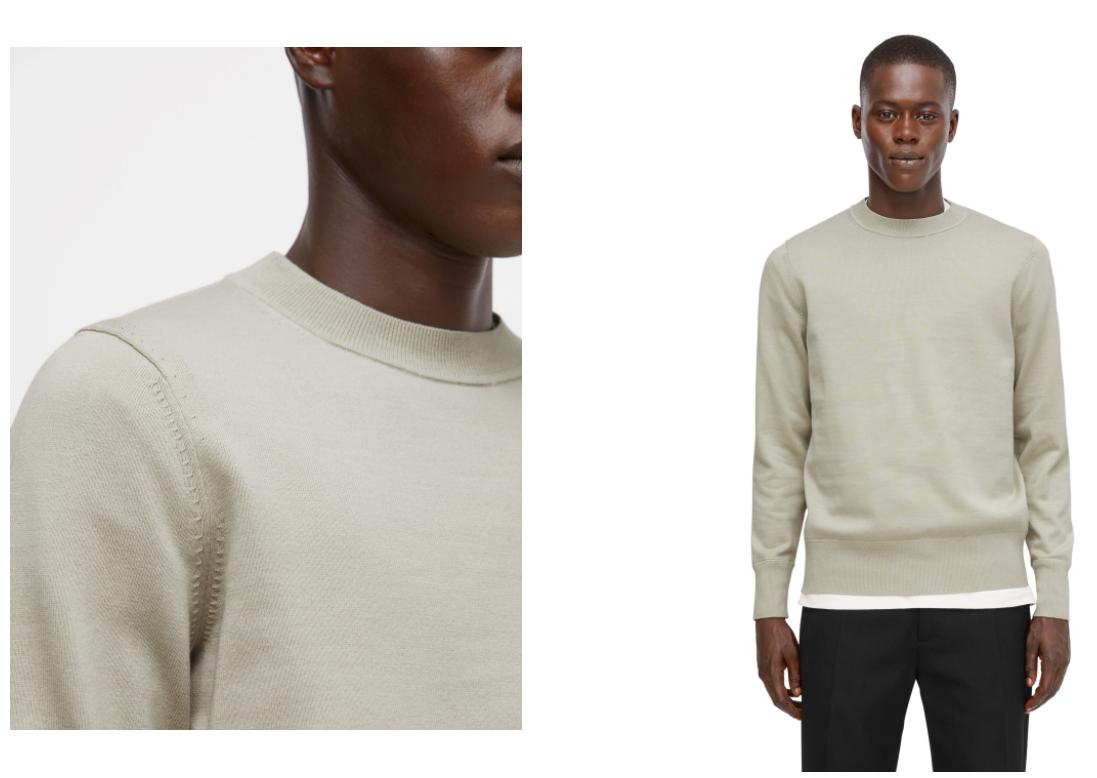 ARKET sweater MM