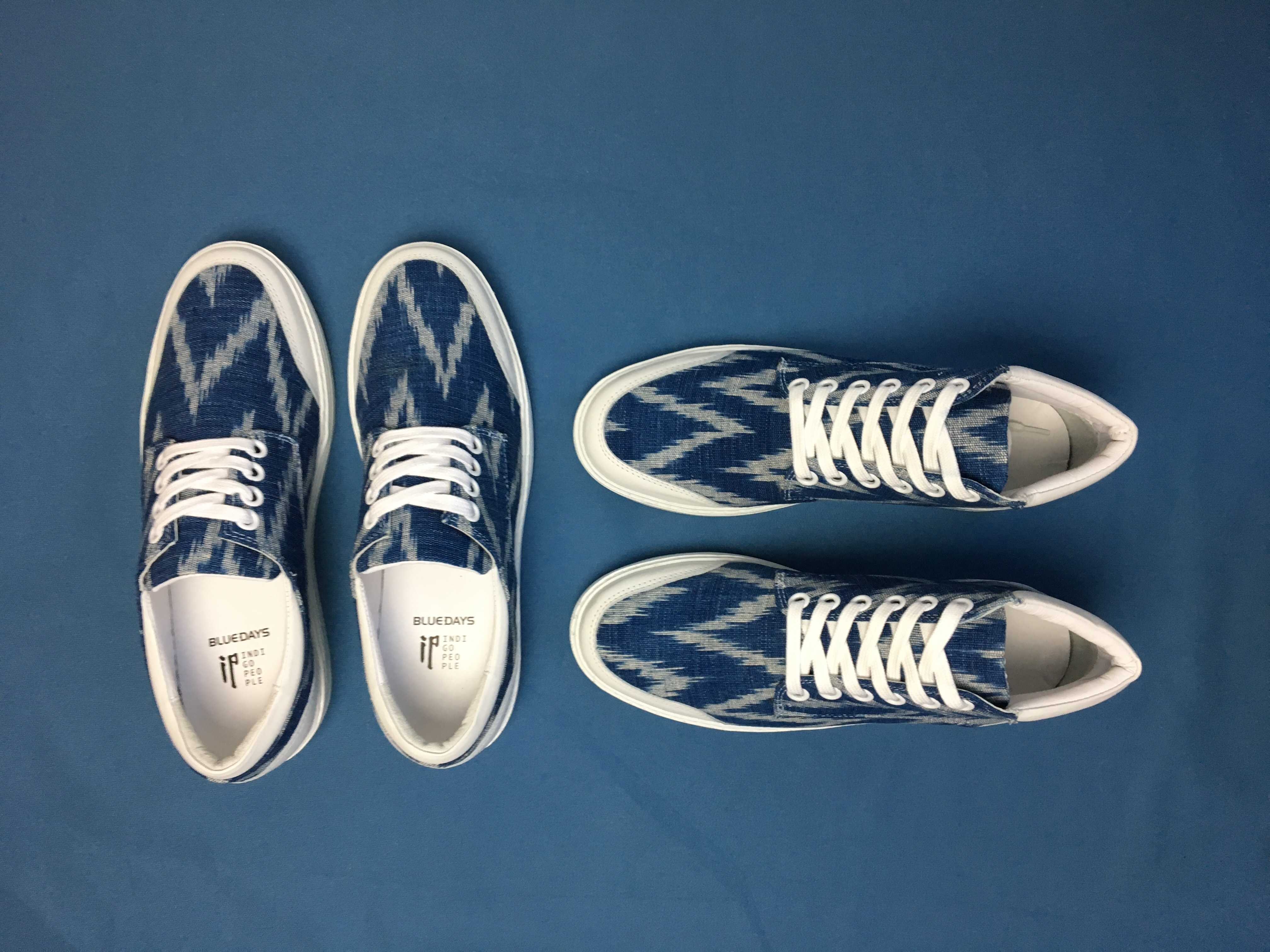 Blue Days Footwear x Indigo People (1)