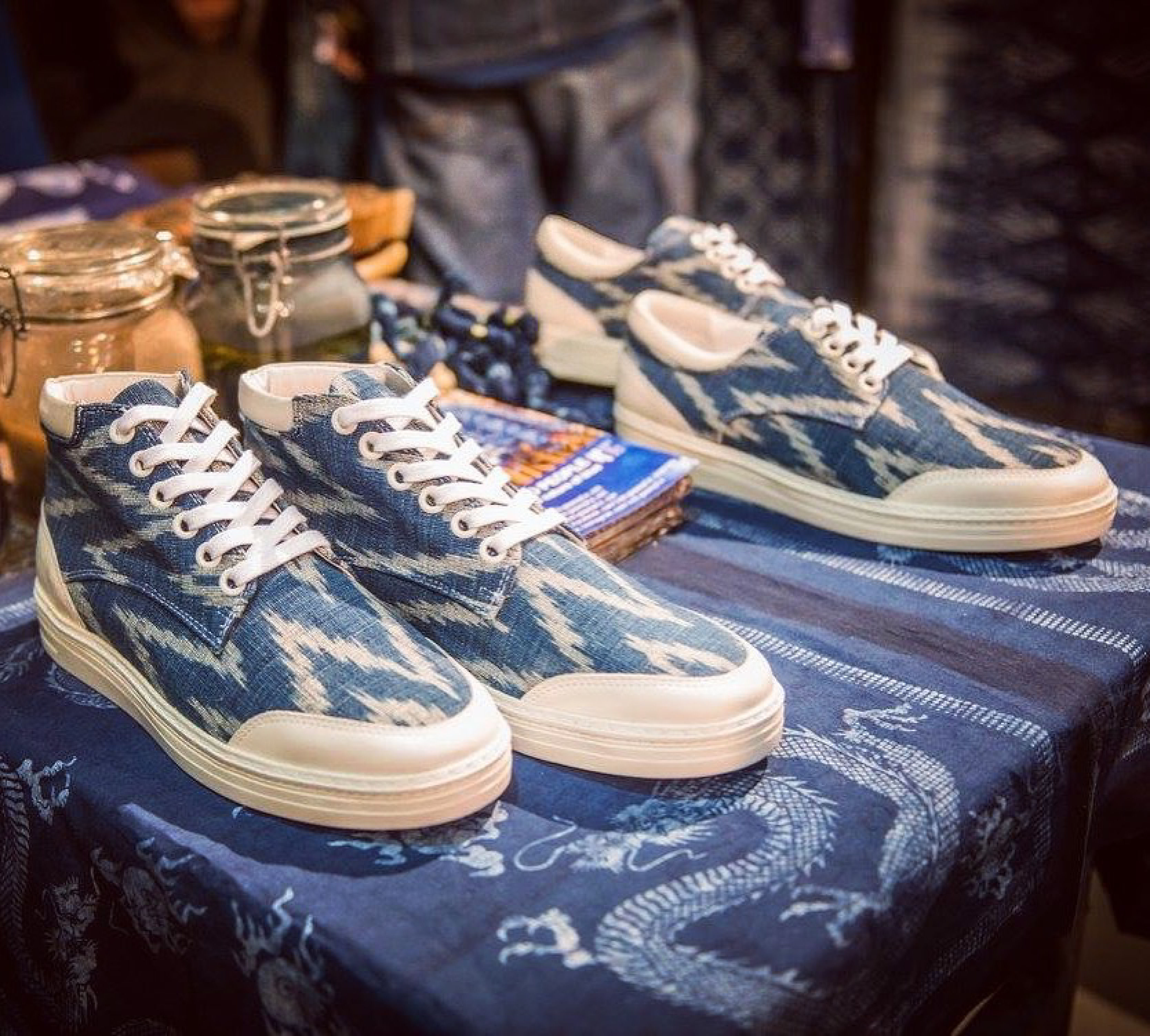 Blue Days Footwear x Indigo People (2)