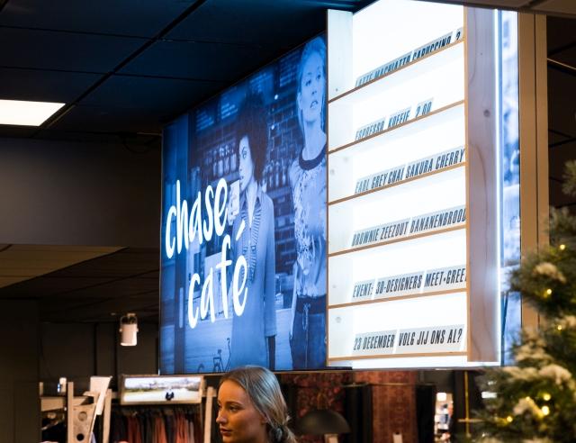 Chase Concept Store CF Retail 03 CCS caf publicatiebord