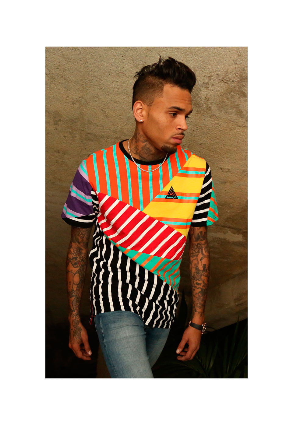 Chris Brown Black Pyramid 4