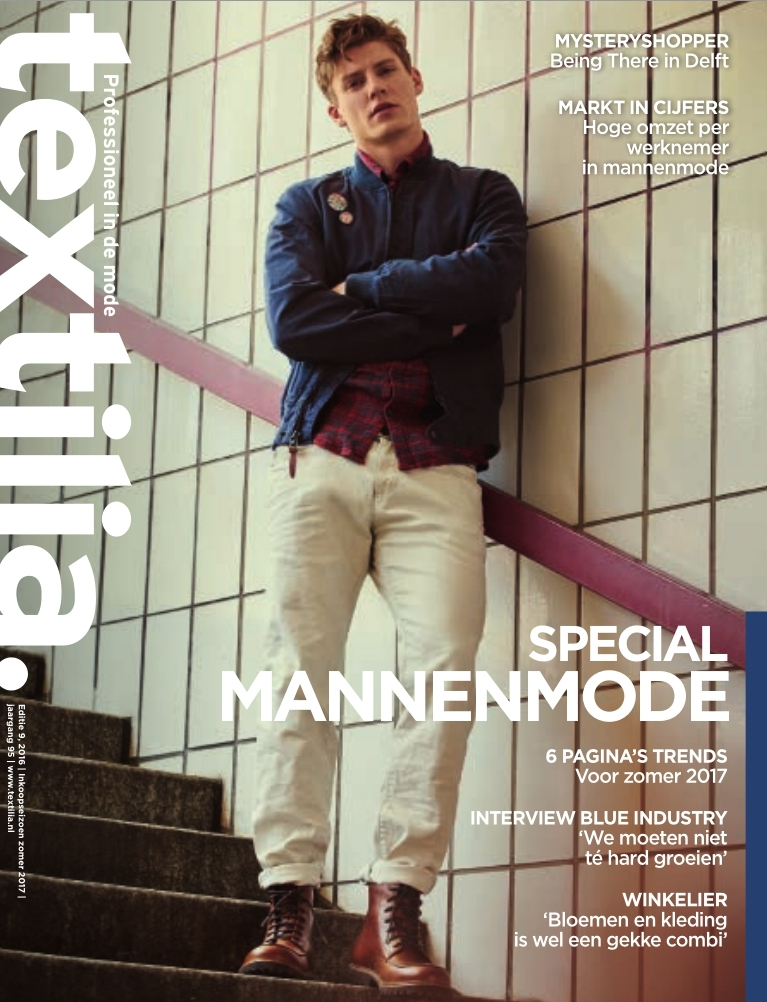 Cover Textilia 9 - 2016 Mannenmode