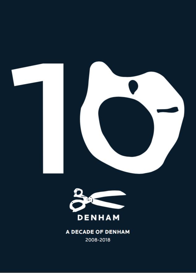 Denham 10 jaar