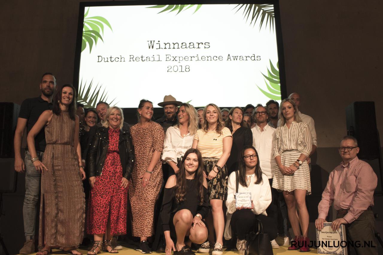 Dutch Retail Experience Awards 2018-2 Winnaars