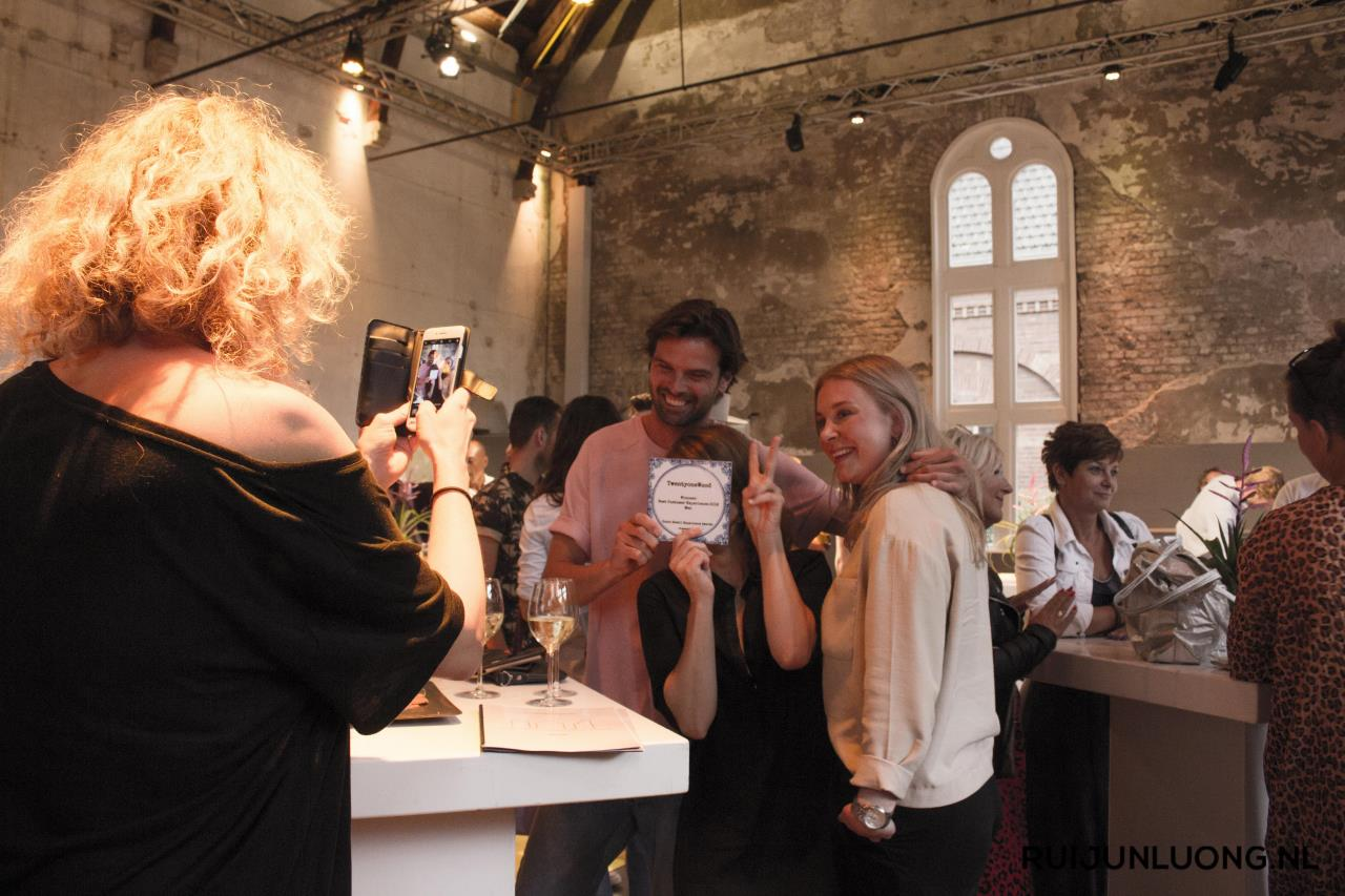 Dutch Retail Experience Awards 2018 Winnaar Twentyonewood