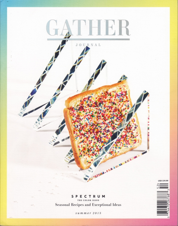 Food Is Fashion - Gather Journal 4