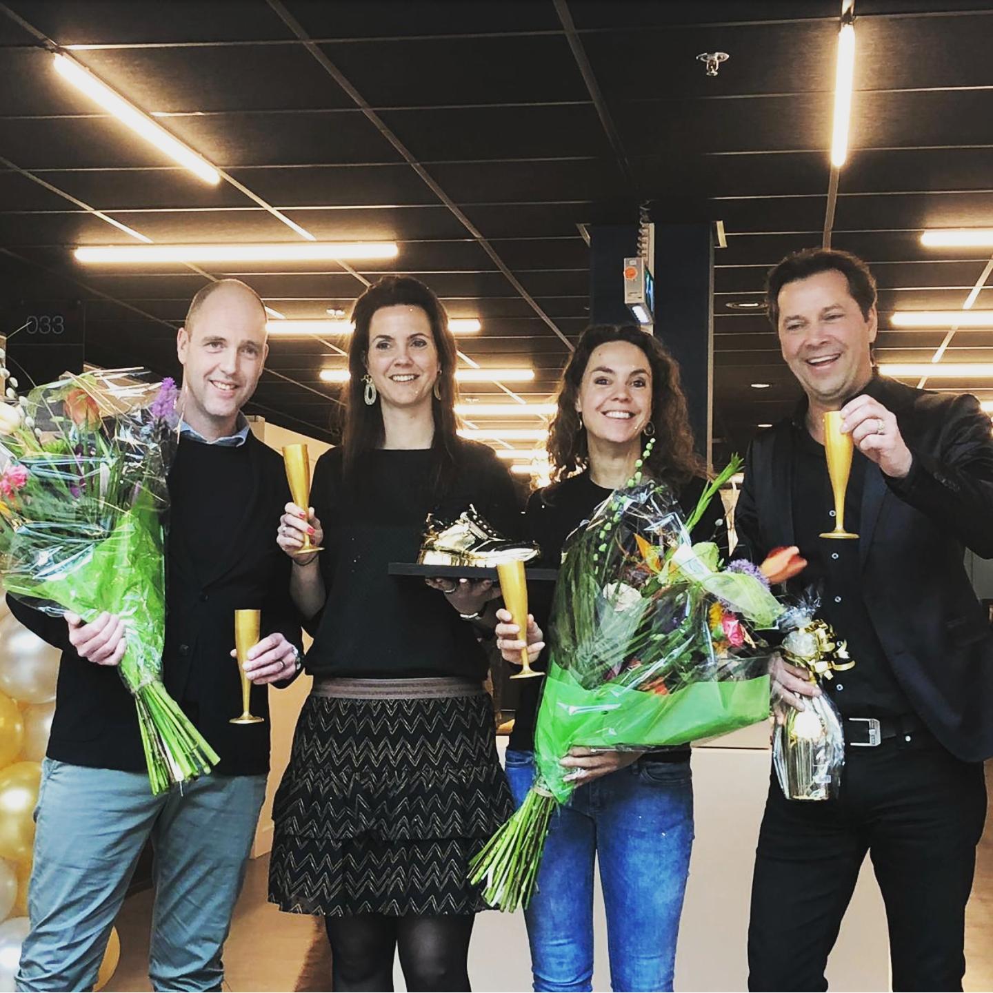 Gouden Schoen 2018 credit Tessa van Glabbeek
