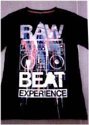 HM Raw shirt