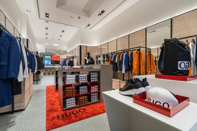Hugo Menswear Store Amsterdam Leidsestraat 2018 06