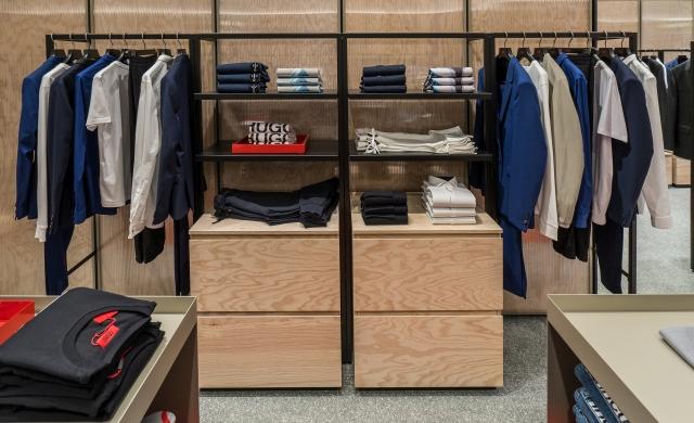 Hugo Menswear Store Amsterdam Leidsestraat 2018 10