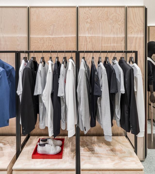 Hugo Menswear Store Amsterdam Leidsestraat 2018 12