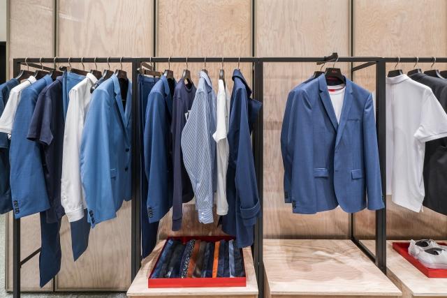 Hugo Menswear Store Amsterdam Leidsestraat 2018 13