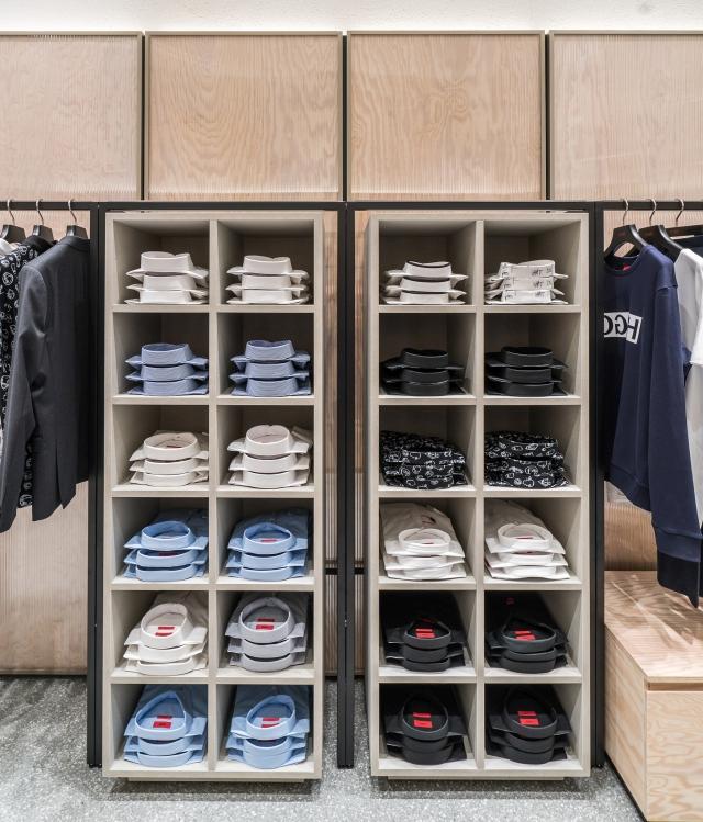 Hugo Menswear Store Amsterdam Leidsestraat 2018 14