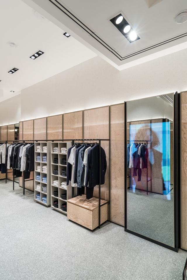 Hugo Menswear Store Amsterdam Leidsestraat 2018 15