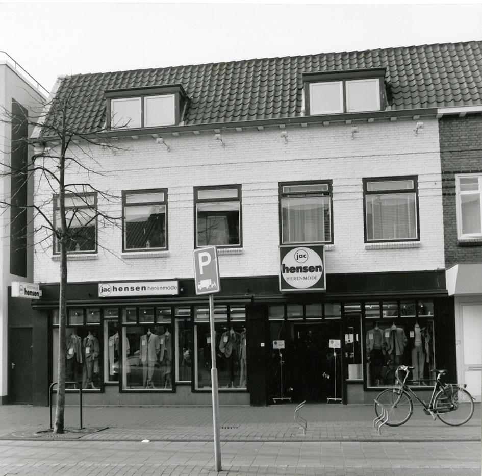 Jac Hensen 1997