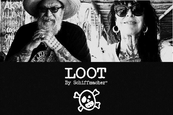 Loot by Schiffmacher credit Loot by Schiffmacher