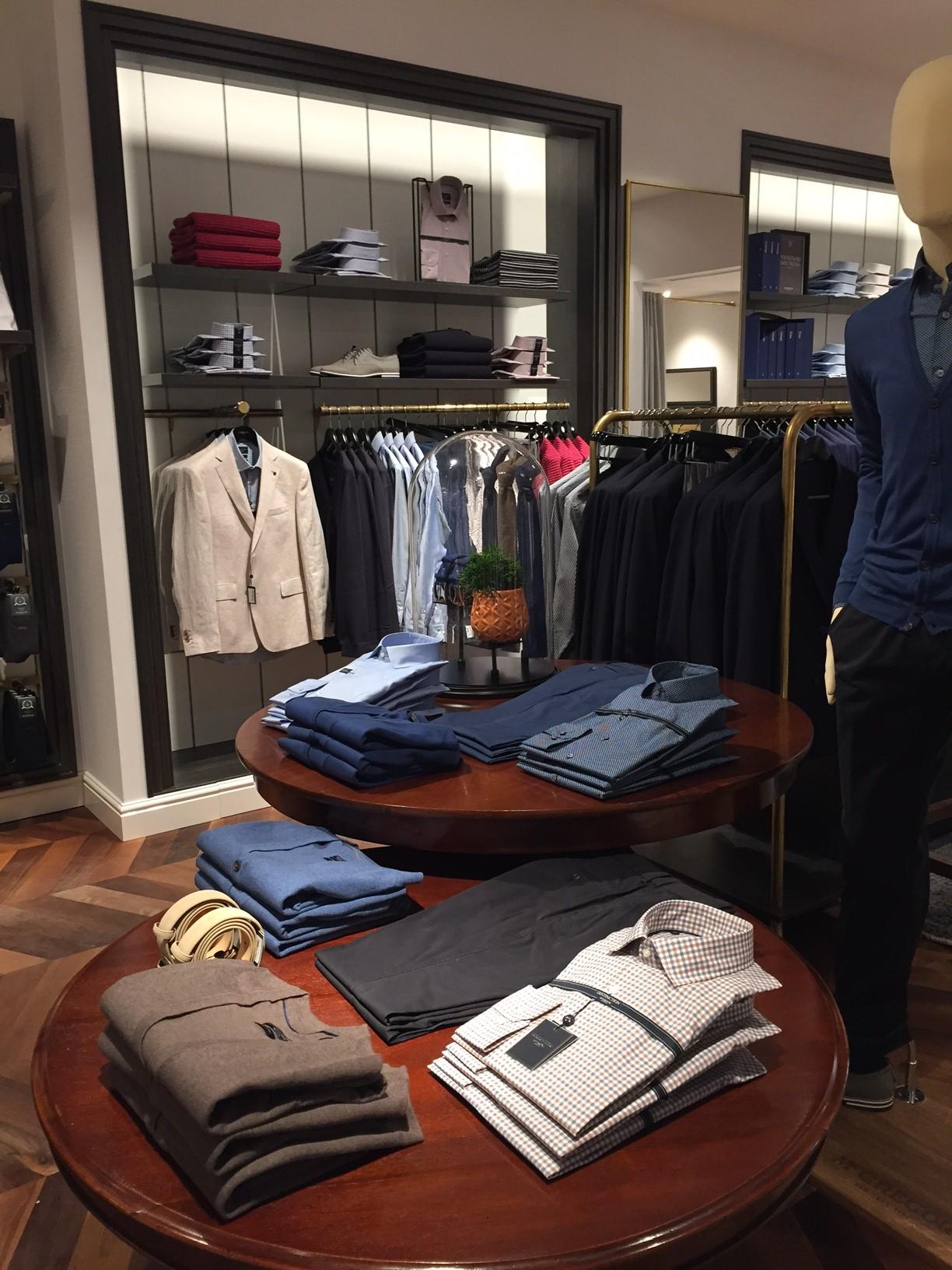 McGregor - Amsterdam Store