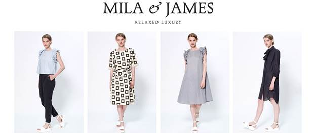 Mila James