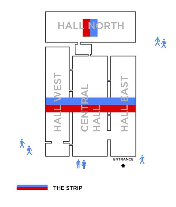 Modefabriek 44 Jan-2018 Plattegrond Uitsnede