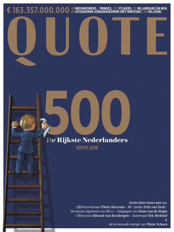 Quote 500 van 2018