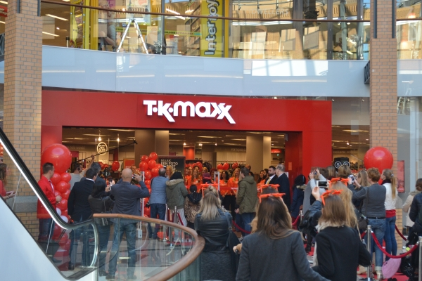 TK Maxx Opening Eindhoven 01