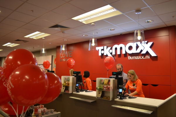TK Maxx Opening Eindhoven 02