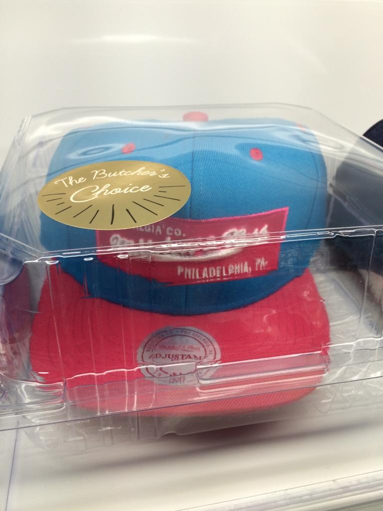 The Butcher Boy cap in verpakking