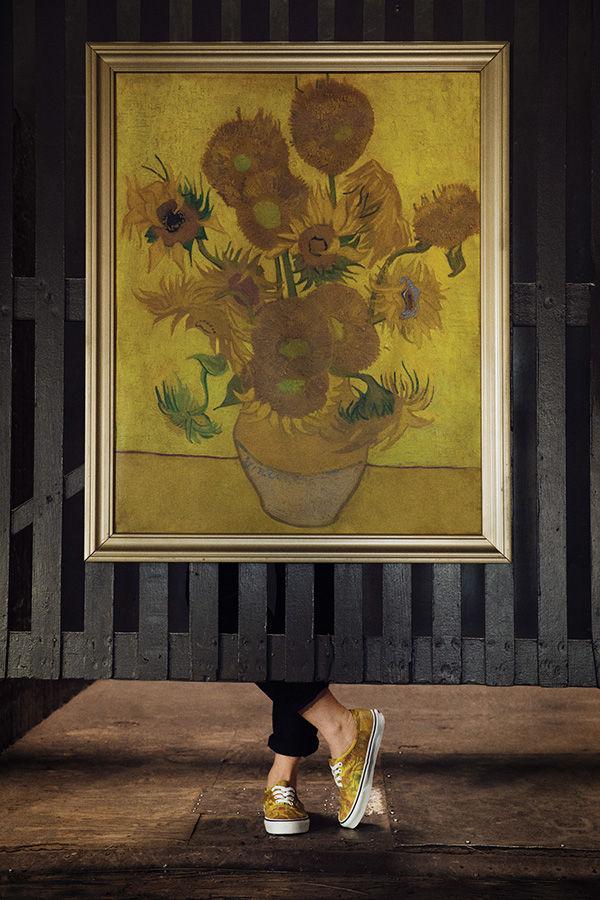 Vans X Van Gogh Museum1