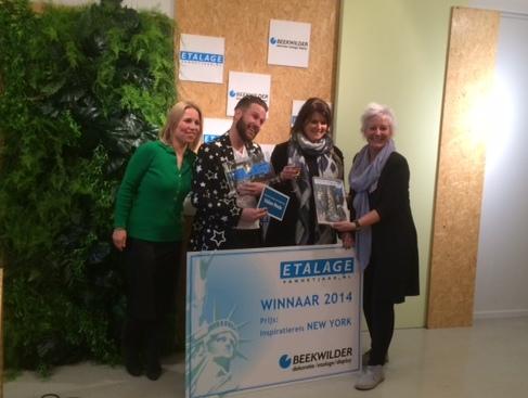 Winnaar Etalage van het Jaar 2014