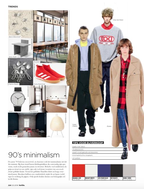 trend MM 90s minimalism