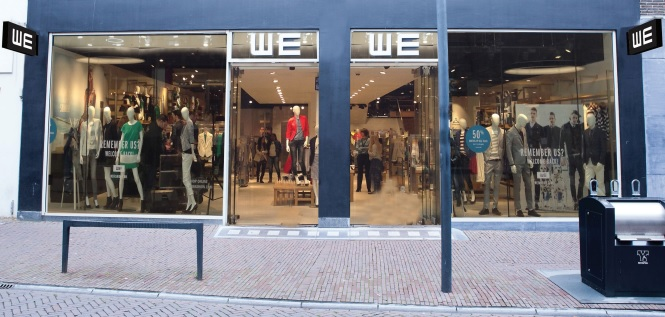 We Fashion opent vernieuwde winkel in Amersfoort Textilia