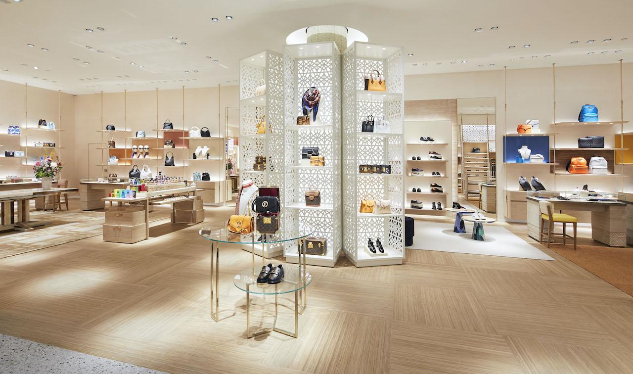 Louis Vuitton Bijenkorf Rotterdam