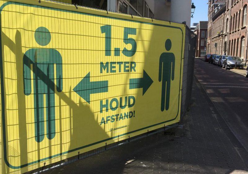 Anderhalve meter in Den Haag